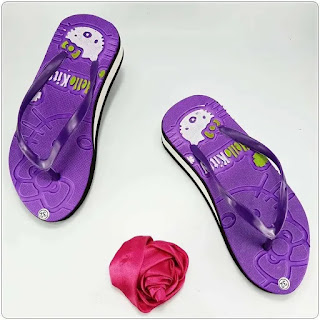 Sandal HK Tebal Anak TG