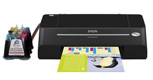 Printer Epson Stylus T20E Free Download Driver