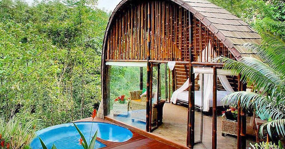 Daftar Hotel di Bali Bernuansa Alam Cocok Untuk Honeymoon