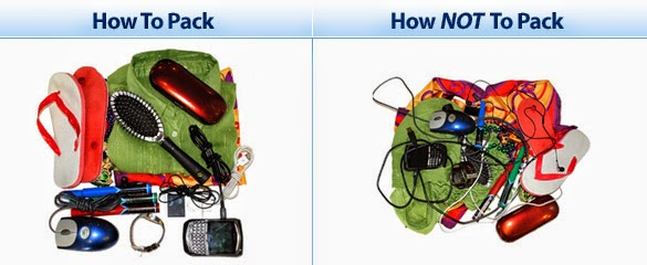 How to Pack and How not to Pack