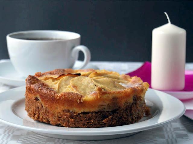 Apfelkuchen für die ganz kleine Kaffeetafel | pastasciutta.de