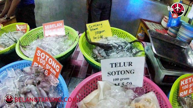 Harga Seafood Di Halim GP Langkawi