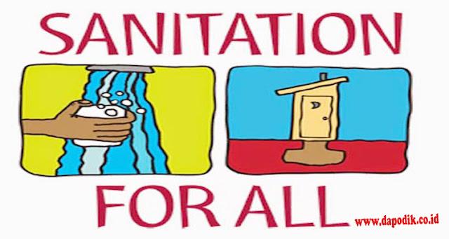 Pengelolaan Sanitasi Sekolah Lengkap
