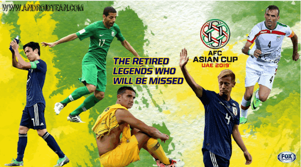 FTS 19 AFC ASIAN CUP 2019 Offline For Android