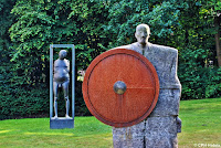 Skulpturen, Sehenswürdigkeiten Worpswede