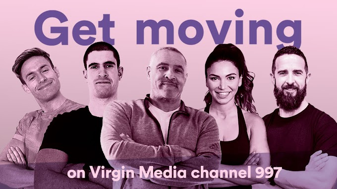 Virgin Media launches exclusive fitness channel