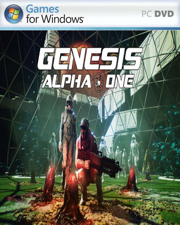 Genesis Alpha One PC Cover
