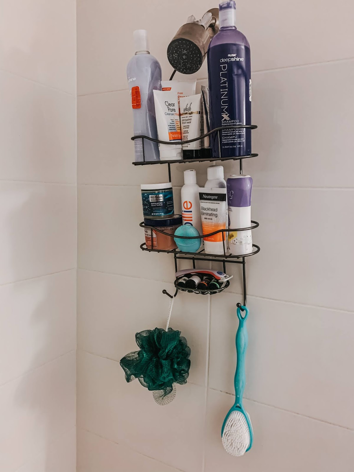 What's In My Shower