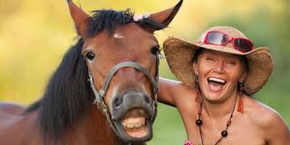 Riendo ayuda a vivir más