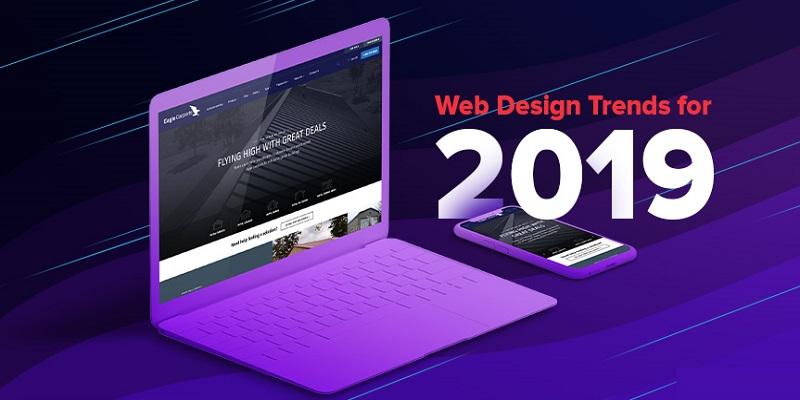 Top 10 xu hướng thiết kế website mới trong năm 2019