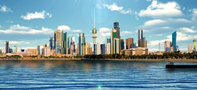 Kuwait, Negara Asia Paling Kaya Se-dunia
