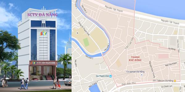 truyền hình cáp SCTV phường Thanh Khê Đông, quận Thanh Khê, Đà Nẵng