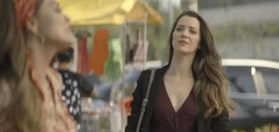 Maria da Paz (Juliana Paes) vai tomar a fábrica de bolos de Fabiana (Nathalia Dill) na novela