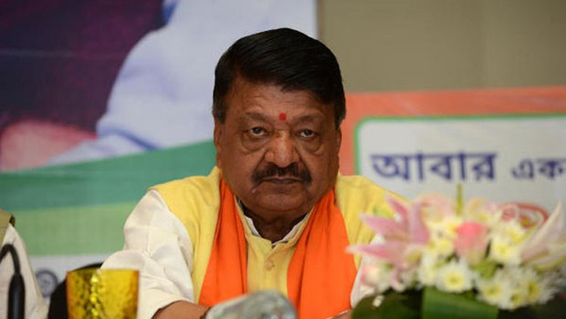 kailash vijaybargiya on NRC in west bengal