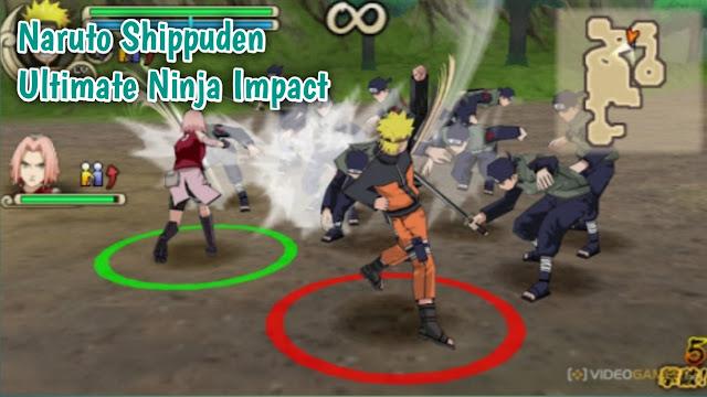 6 Game Naruto PPSSPP Terbaik Sepanjang Masa (2020)