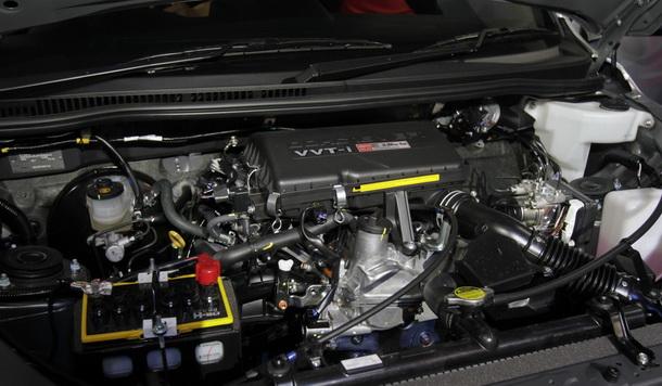 Mesin Toyota New Rush
