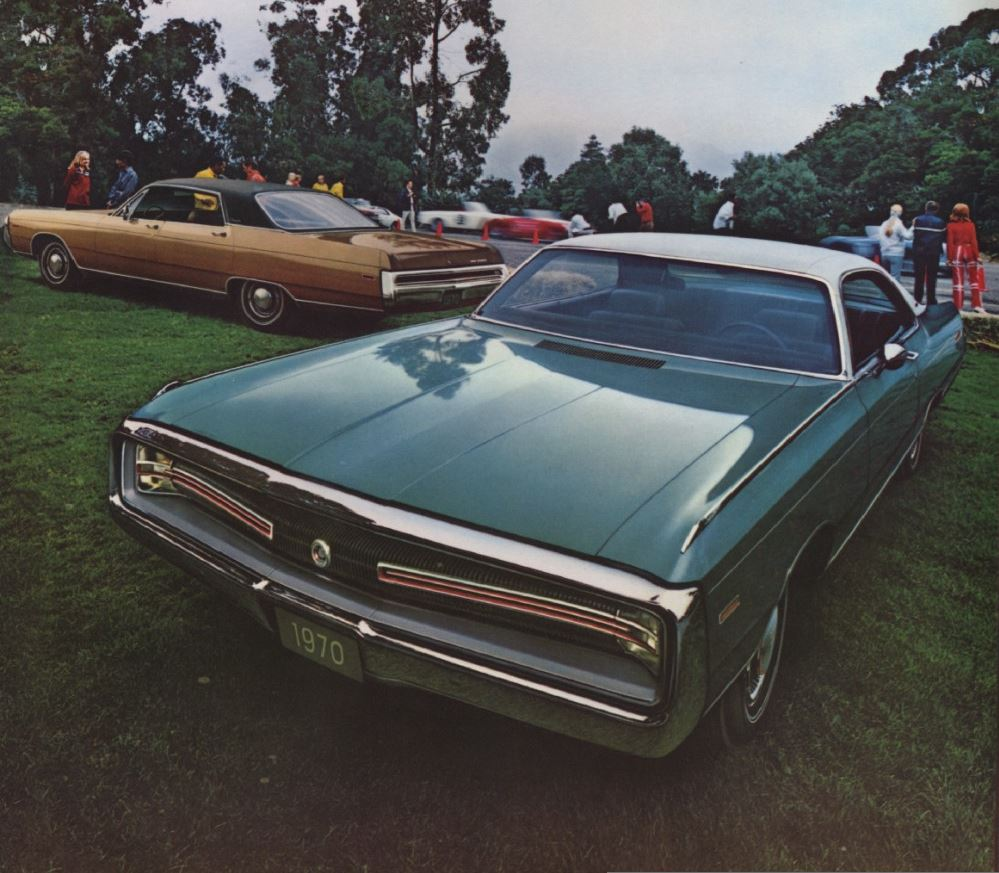 American Classic: 1969-1970 Chrysler 300 | phscollectorcarworld