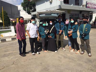 Ramadhan di Tengah Pandemi, Pilar Peduli Bagikan Hasil Donasi