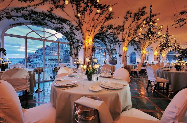 Foto del ristorante Hotel Le Sirenuse