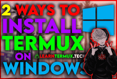 Termux for PC | How to install Termux in Windows - 2020