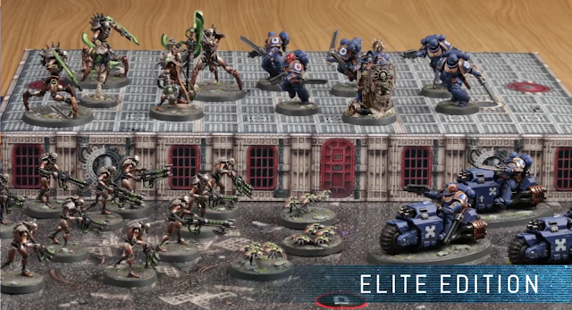 Elite Edition Warhammer 40,000