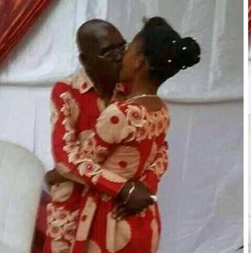ANOTHER GRANDPA MARRIED UNDER AGE. AFTER REGINA DANIEL  STORY.