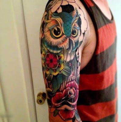 Should I Get an Owl Tattoo?