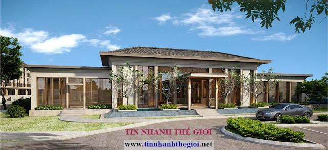 Hình ảnh biệt thự Nine South Estate
