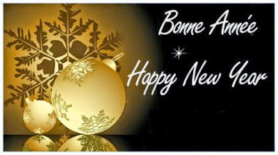 New Year French Wishes