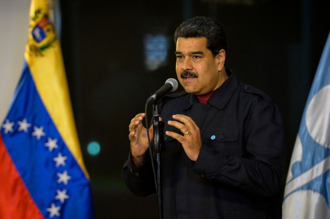 Venezuela's President: Donald Trump 'Would not Be Worse than Obama'