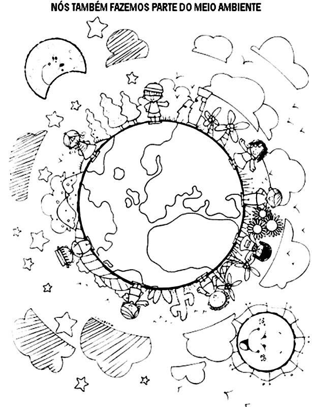 Well-known Atividades Educativas sobre o Meio Ambiente - Atividades Pedagógicas JP49
