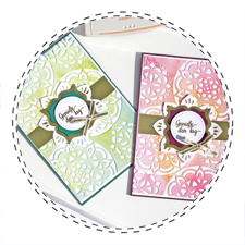 Orientpalast Stampin Up