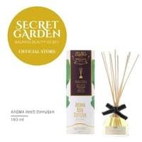 Secret Garden Aroma Reed Diffuser Frangipani - 140ml