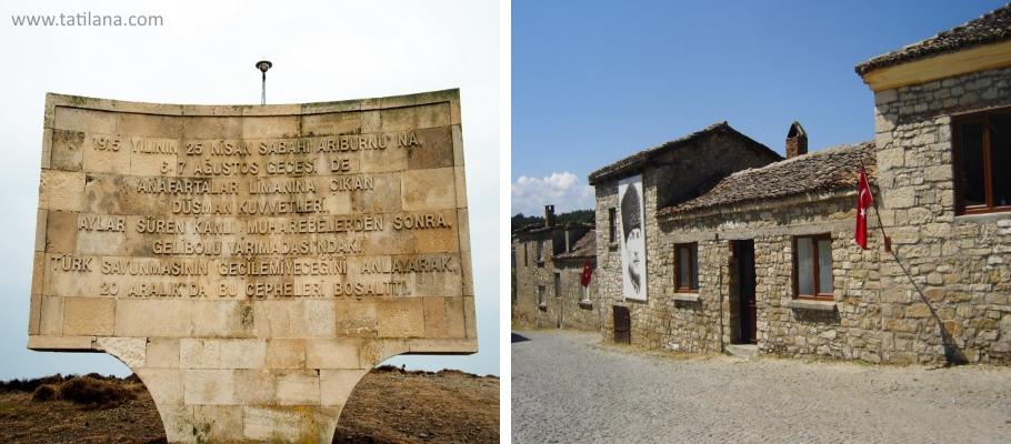 Büyük Kemikli ve Bigalı Atatürk Evi