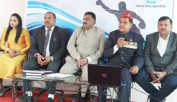 Organizing 47th National Federation Cup Youth Boxing Championship from April 18