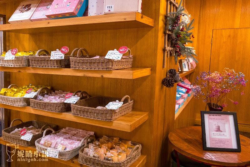【宜蘭羅東美食】越穗香蛋糕工作坊。在地人推爆瘋吃的巷弄甜點店