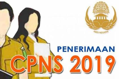 CPNS 2019: Tenaga Kesehatan dan Pendidikan Diprioritaskan?