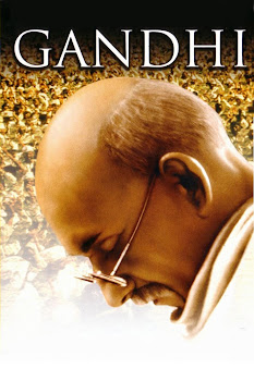 Poster Of Hindi Movie Gandhi (1982) Free Download Full New Hindi Movie Watch Online At worldfree4u.com