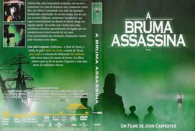 Filme A Bruma Assassina (The Fog) DVD Capa