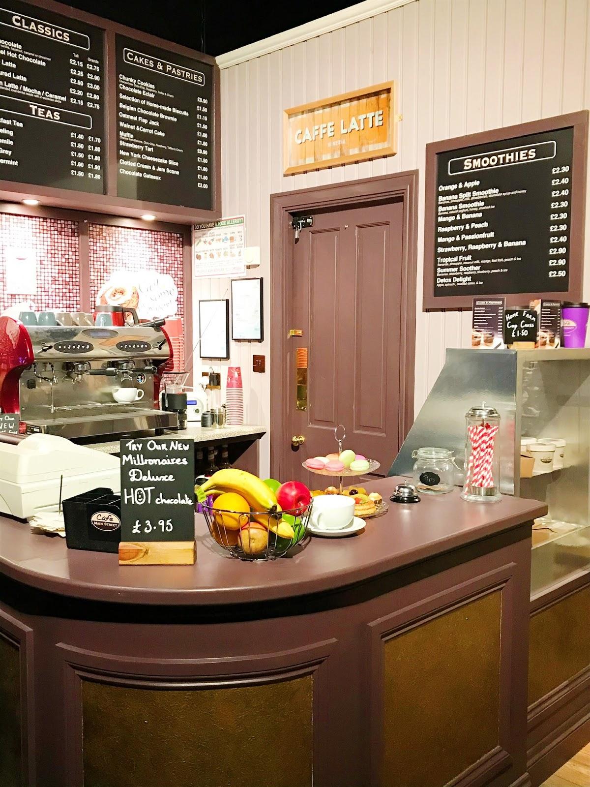The Cafe, Emmerdale