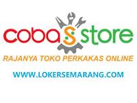 Loker Semarang Helpdesk/Admin di PT Cobas Perkakas Nusantara (Cobasstore.co.id)