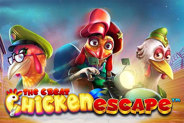 Main Gratis Slot Demo The Great Chicken Escape (Pragmatic Play)