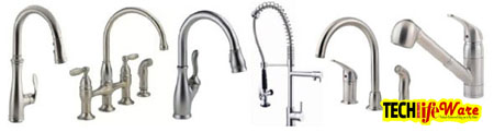 cheap kitchen faucets home depot