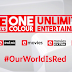 e.tv launches its '#OurWorldIsRed' campaign
