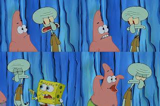 Polosan meme patrick claustrophobia - huu istrinya kartun