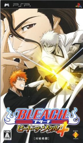 Bleach – Heat The Soul 4 (Japan) Iso Ppsspp For Android