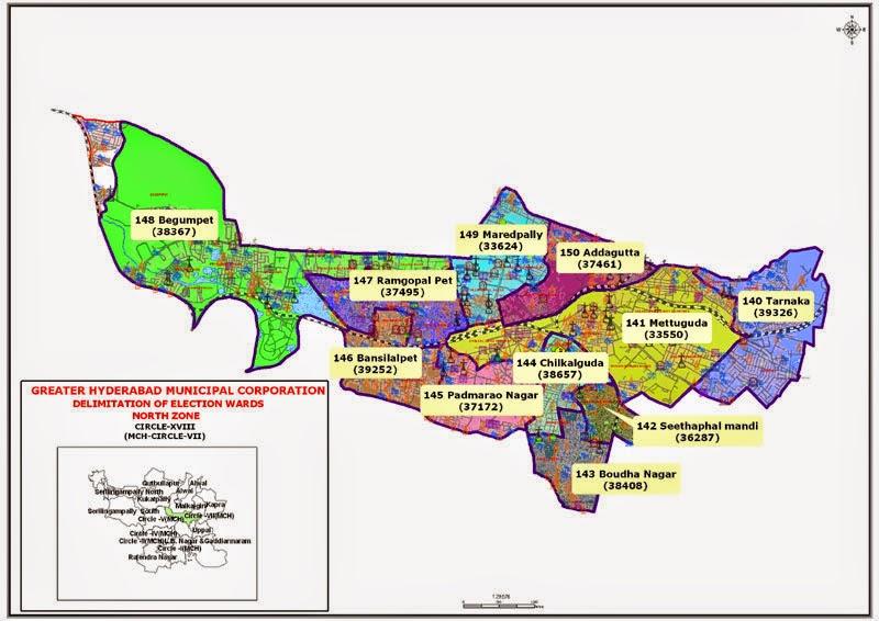 GHMC Circle 18 Map