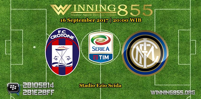 Prediksi Skor Crotone vs Inter Milan
