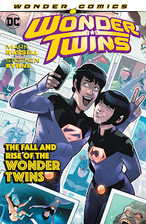 Wonder Twins Vol 2 The Fall and Rise of the Wonder Twins