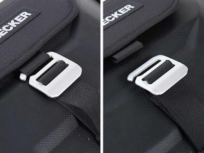 ヘプコ&ベッカー サイドソフトケース 「Xtravel C-Bow / Xトラベル シーボウ」